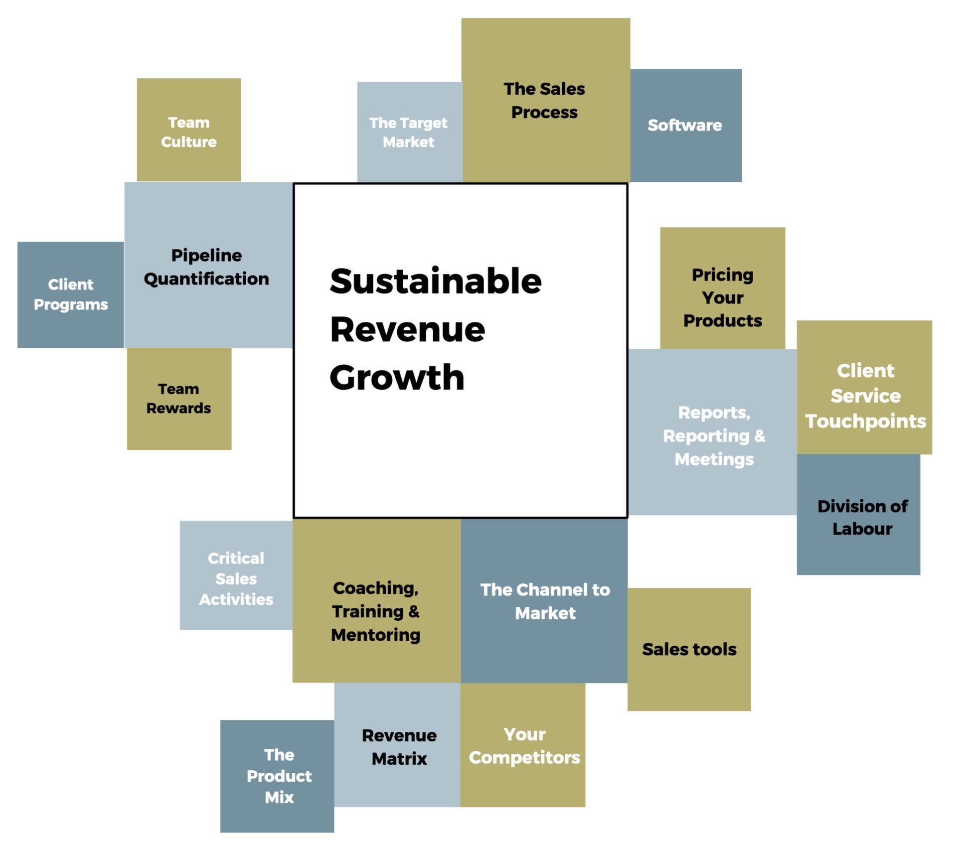 revenue generation model